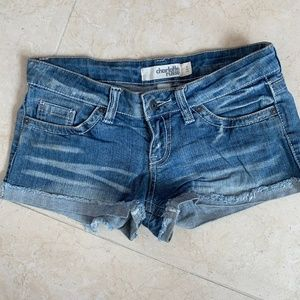 Charlotte Russe Shorts - Jean Shorts